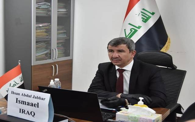وزير النفط العراقي، إحسان عبدالجبار إسماعيل - أرشيفية
