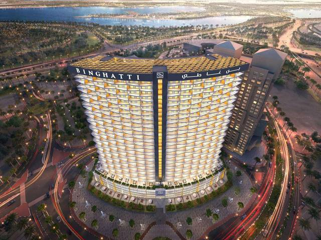 The project has a total investment of AED 600 million