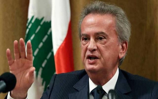 حاكم مصرف لبنان رياض توفيق سلامة