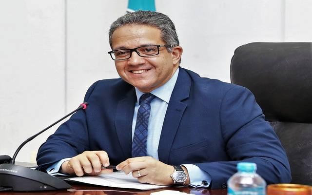 وزير السياحة خالد العناني