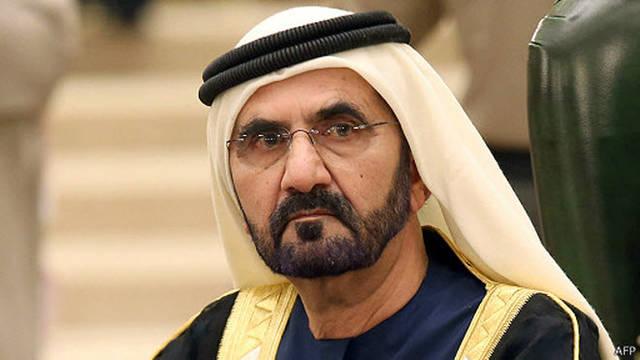 """محمد بن راشد يصدر قراراً بشأن """"المضافة"""" على الذهب والألماس"""
