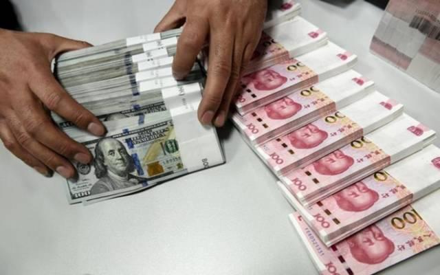 المركزي الصيني يحدد السعر المرجعي لليوان عند أدنى مستوى بـ11عاماً