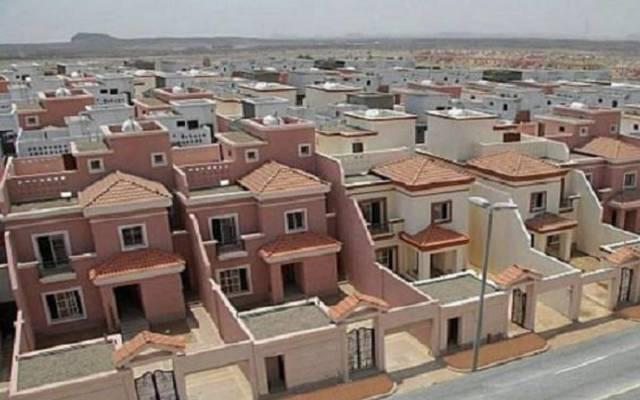 أحد المشاريع السكنية في الكويت