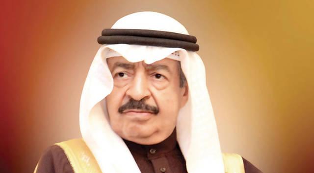 الأمير خليفة بن سلمان آل خليفة رئيس الوزراء