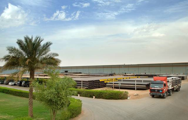 The LSAW pipes will be supplied from APC's factory in Jubail industrial city