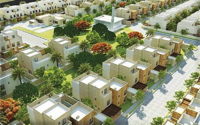 The 46 projects include 80,000 residential units