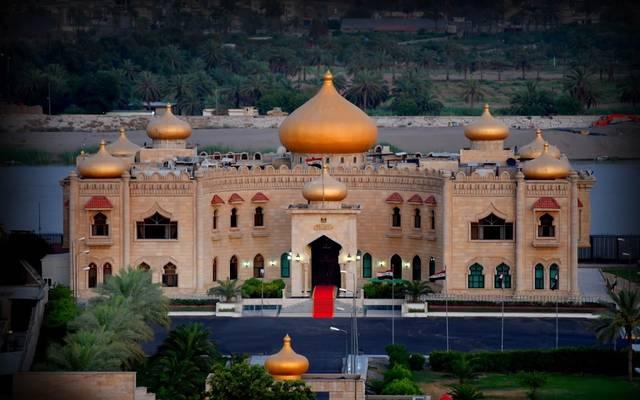 قصر السلام الجمهوري في بغداد