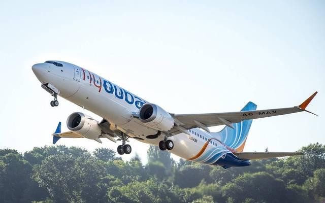 إحدى طائرات فلاي دبي