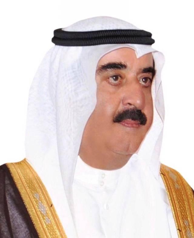 حاكم إمارة  أم القيوين الشيخ سعود بن راشد المعلا