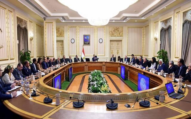 خلال اجتماع الحكومة لمتابعة إجراءات تبسيط الإفراج الجمركي