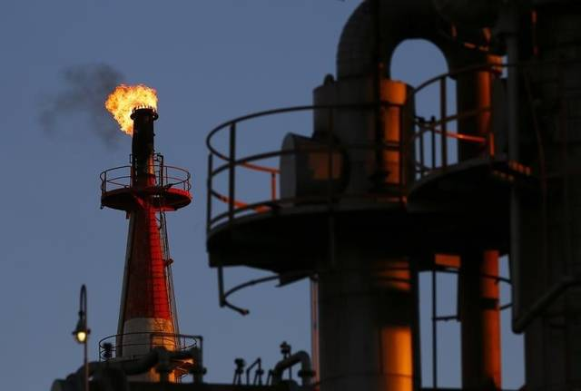 Kuwait crude oil closed at $65.34 per barrel