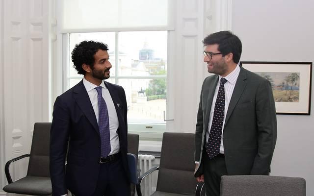 عبد الله بن طوق المري وزير الاقتصاد الإماراتي