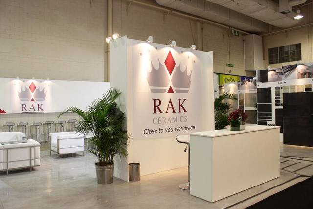 Rak Ceramics Enters South American Market Via Brazil Expo Mubasher Info,Covered Backyard Bbq Area Design Ideas