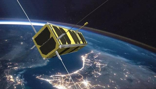 """محدث.. نجاح إطلاق القمر الصناعي الإماراتي """"مزن سات"""""""