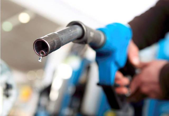 The per-litre price of Special 95 reaches AED 2.49