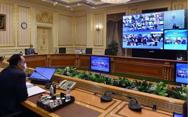 خلال اجتماع سابق للحكومة المصرية - أرشيفية