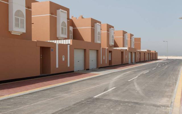 إحدى المدن السكنية في الكويت