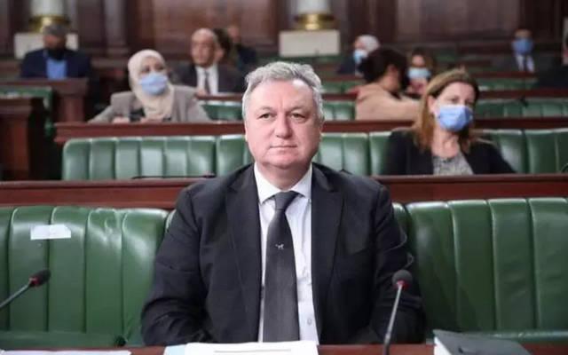 علي الكعلي وزیر الاقتصاد والمالیة ودعم الاستثمار التونسي