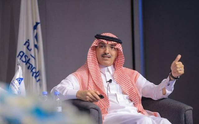 وزير المالية السعودي، محمد الجدعان- أرشيفية