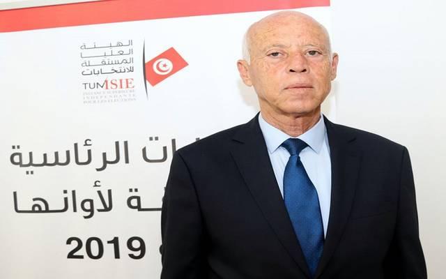 """""""قيس سعيد"""" المرشح لرئاسة تونس"""