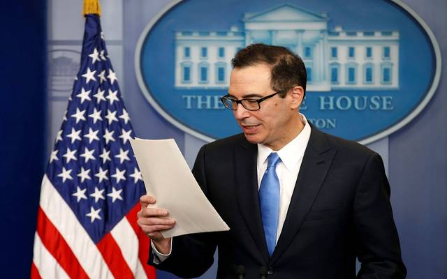US Treasury Secretary: Washington, Beijing agree on mechanism for implementation of trade agreement 640