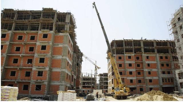 مشروعات سكنية بالسعودية، أرشيفية