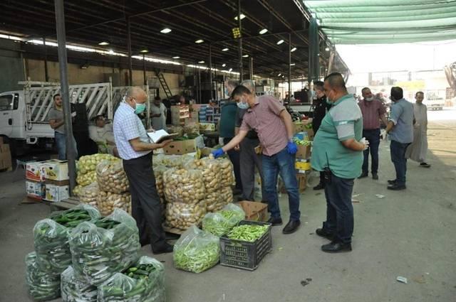سوق خضراوات بالعراق- أرشيفية