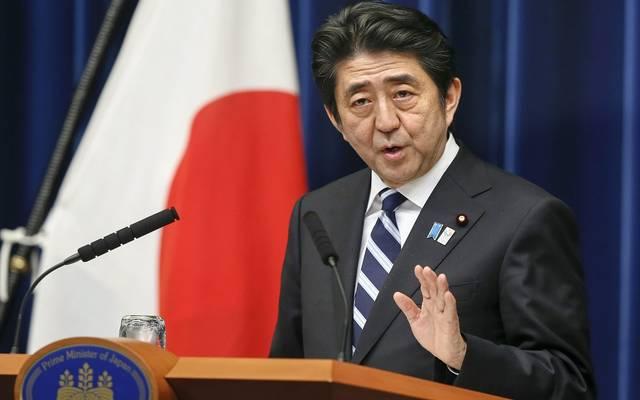 """رئيس وزراء اليابان """"شينزو آبي"""""""