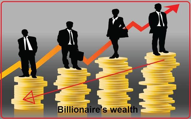 ثروات مليارديرات العالم تتراجع لأول مرة في 3 سنوات