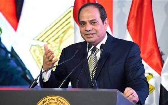 """السيسي: """"حل القضية الفلسطينية سيفوت الفرصة على قوى الشر"""""""