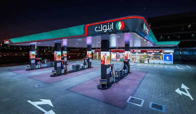 """""""اينوك"""" الإماراتية تحقق وفورات بـ71.4 مليون درهم"""