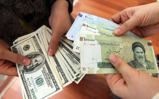 A sharp decline in Iran's currency after the escalation of the crisis with Washington