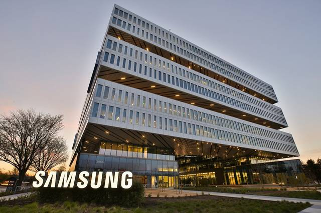 Samsung considers four sites in US for $17bn chip plant