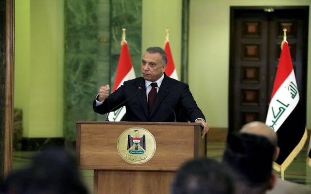 رئيس مجلس الوزراء العراقي، القائد العام للقوات المسلحة، مصطفى الكاظمي، أرشيفية
