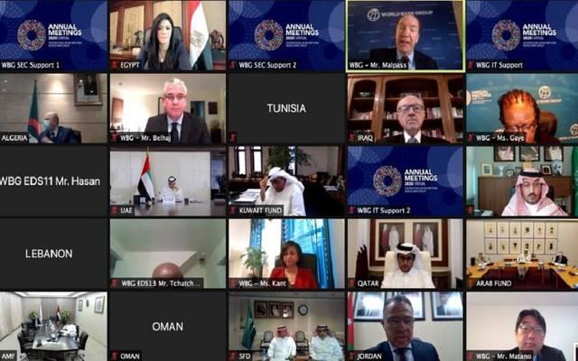 مصر تطالب المؤسسات الدولية بزيادة التمويل التنموي
