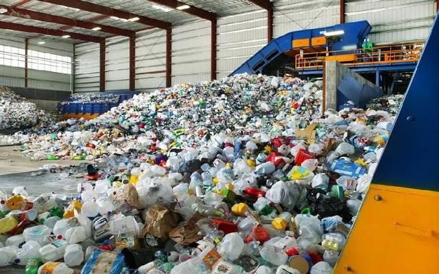 مصنع لتدوير القمامة ـ أرشيفية