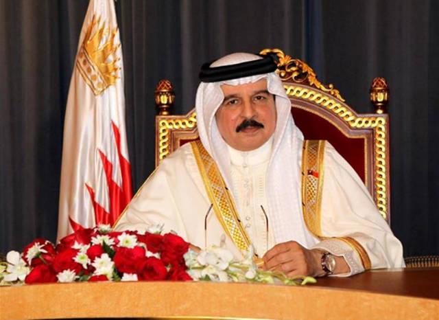 الملك حمد بن عيسى آل خليفة عاهل البحرين