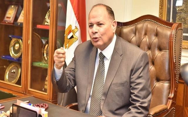 عصام سعد محافظ أسيوط