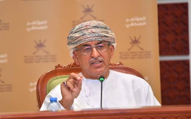 الدكتور أحمد بن محمد السعيدي وزير الصحة العماني