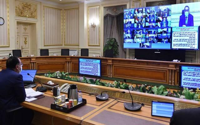 الحكومة تتابع الموقف التنفيذي لمشروعات المنطقة الاقتصادية لقناة السويس