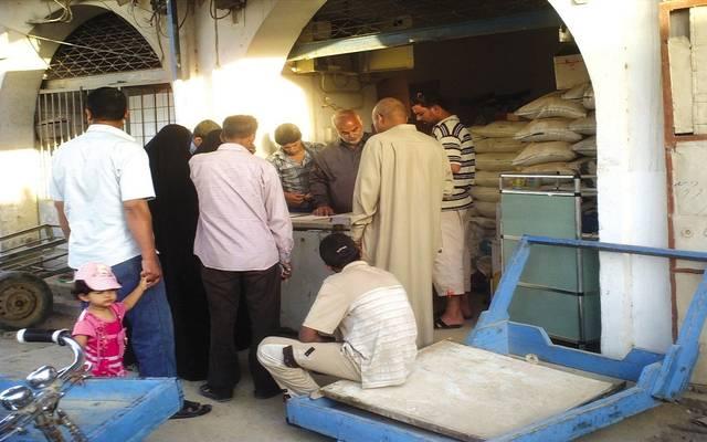 """""""التجارة"""" العراقية تنفي بيع مواد البطاقة التموينية بالأسواق المحلية"""