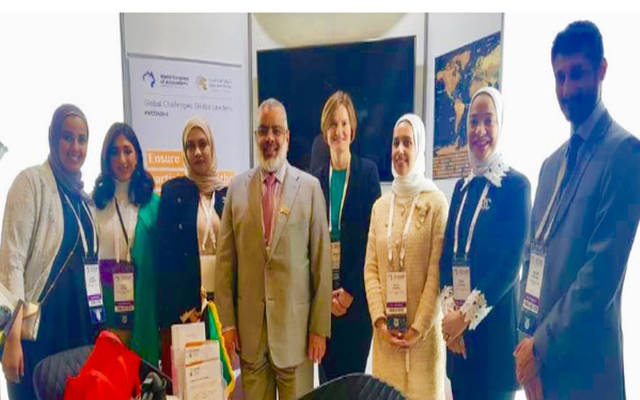 """""""المحاسبة"""" الكويتي يبحث تعزيز التعاون مع منظمة """"الأمير شارلز"""""""