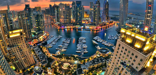 In the emirate of Dubai, over 2,500 keys were opened in H1-19