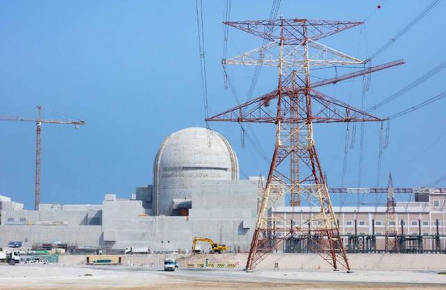 مشروع براكة النووية