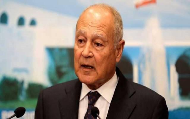 """أمين """"الجامعة العربية"""" يستبعد الحل العسكري لنزاعات المنطقة"""
