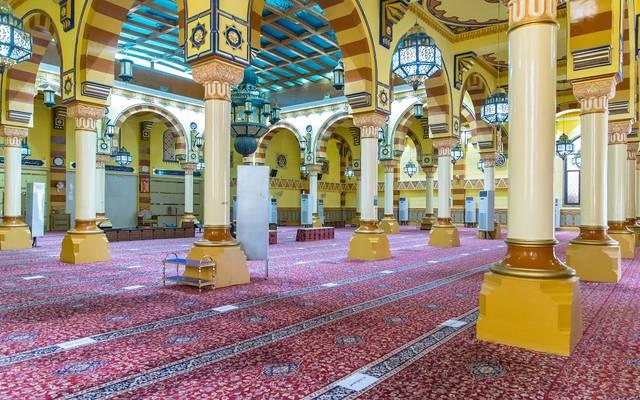أحد المساجد السعودية