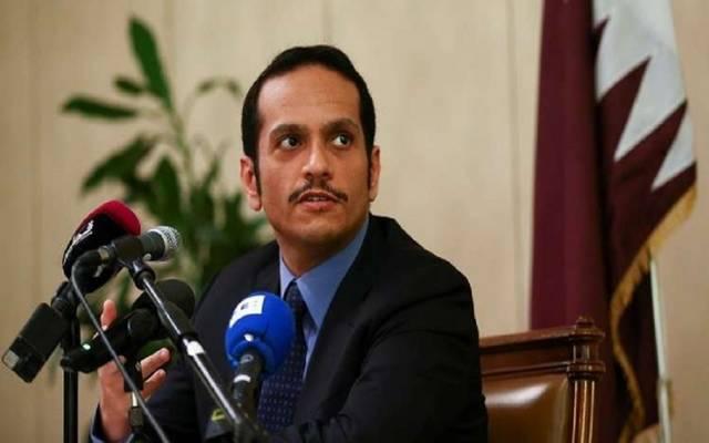 وزير الخارجية القطرية محمد بن عبدالرحمن آل ثاني