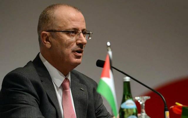 رئيس الوزراء الفلسطيني ينجو من محاولة اغتيال بغزة