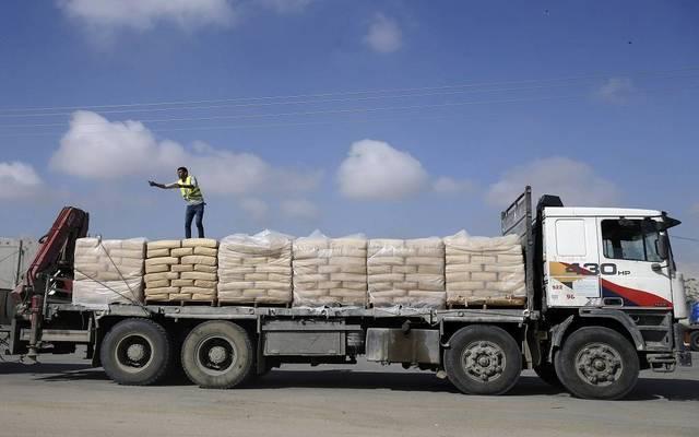 تراجع إنتاج الأسمنت خلال يناير الماضي، إلى 4.032 مليون طن