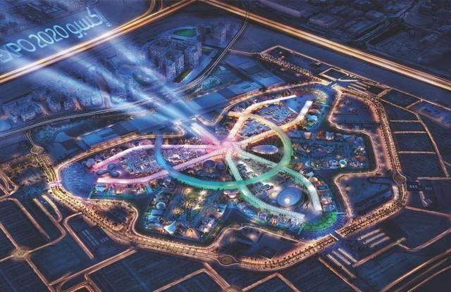 موقع معرض إكسبو دبي 2020